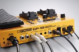 Boss GP-10: Żółta łódź (podwodna…), czyli dobre nawiązanie do przeszłości
