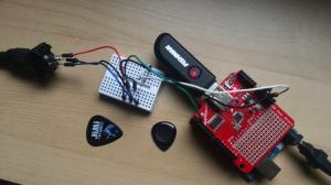 Jak łatwo zbudować MIDI USB Host