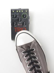 One man band: DigiTech Trio