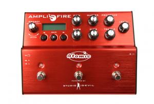 Czerwony jak ogień: AmpliFire