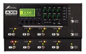 AX8: garść nowych faktów