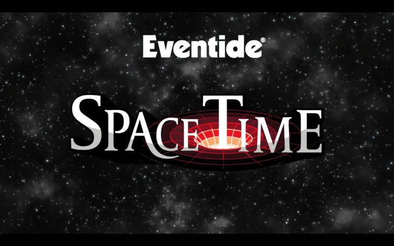 Brzmienia H9 SpaceTime