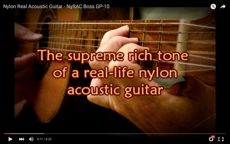 Miło posłuchać klasycznej gitary…
