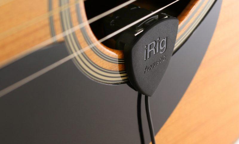 iRig Acoustic: Mikrofon inny niż wszystkie
