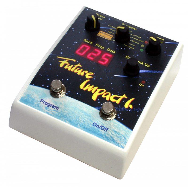 Future Impact: wszechstronna kostka dla basistów