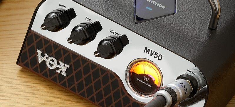 Vox MV50: wzmacniacz z… kalkulatora