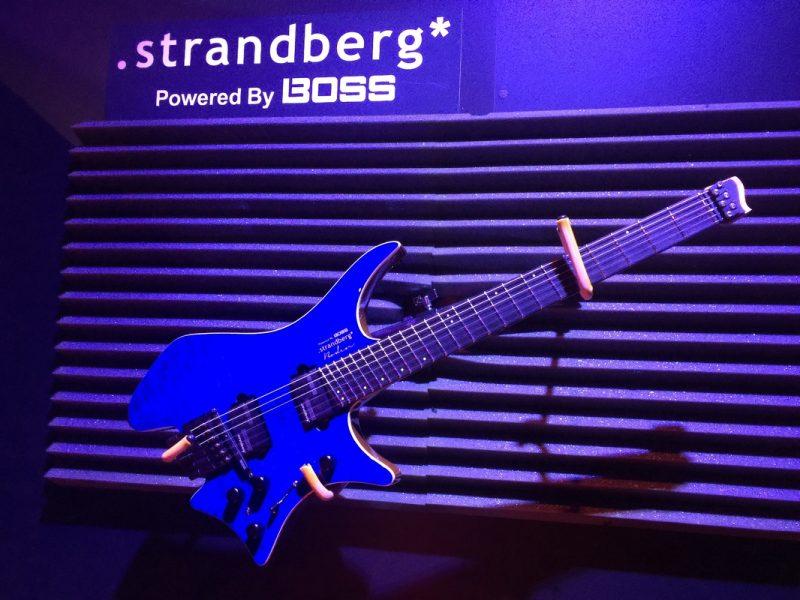 Strandberg / Boss V-Guitar: kilka dodatkowych materiałów