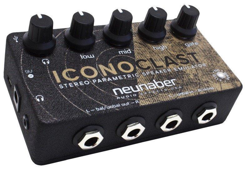 Iconoclast: Emulator głośnika w stereo i mono