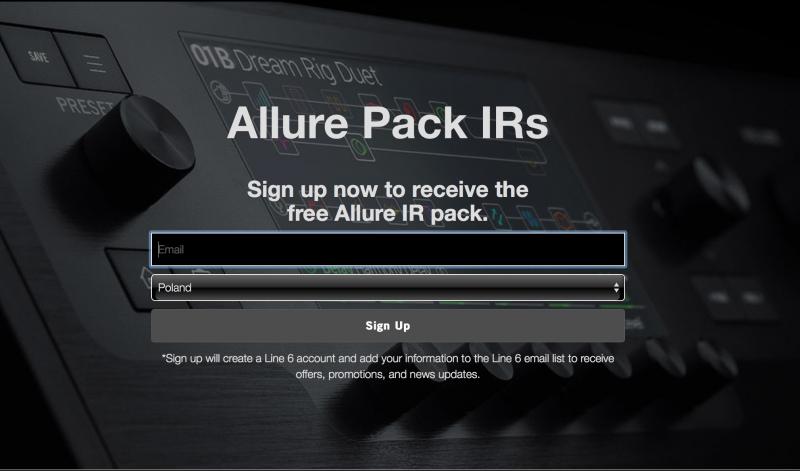 Allure Pack: Darmowe impulsy nie tylko dla Helixa