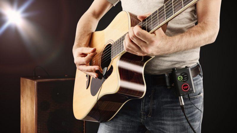 Acoustic Stage: mikrofon, interfejs, antysprzęgacz w jednym