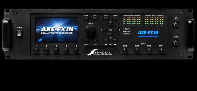 No to boom! Axe FX III i gra toczy się dalej!