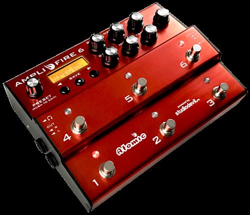 AmpliFire 6: mała, wielka zmiana
