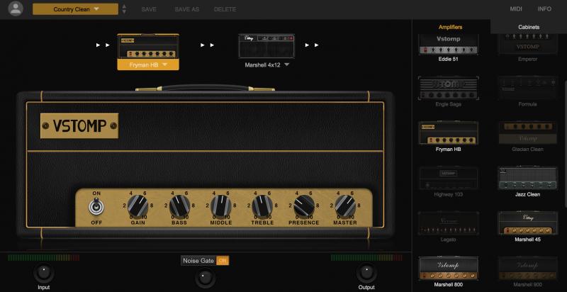 VStomp Amp: Nowe emulacje bez rewelacji