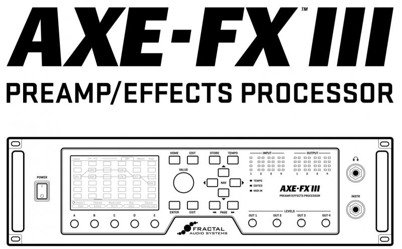Axe FX III: garść nowych faktów